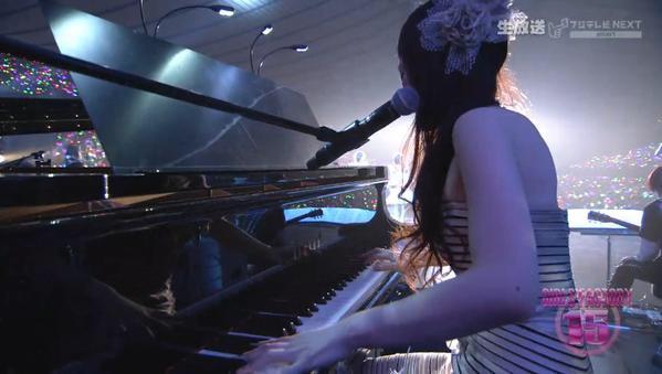 9/8(火)フジテレビNEXT「GIRLS' FACTORY2015」(ゲスト出演)再放送